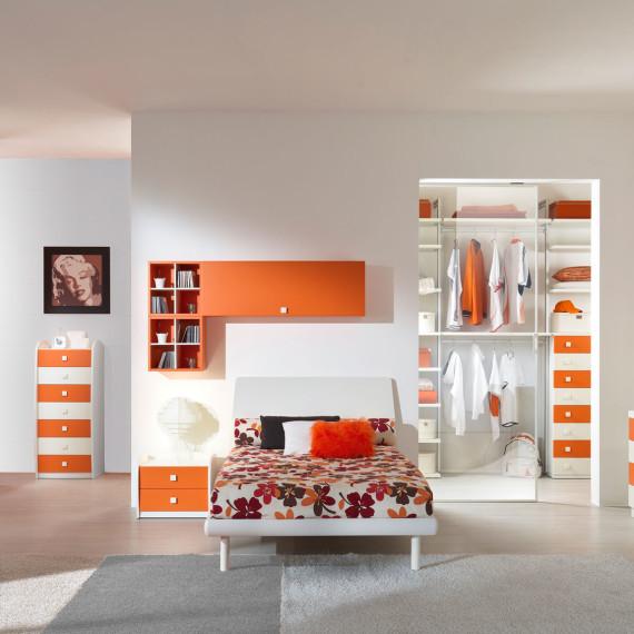 Arredamento per cameretta with colori da interni - Colori da interno ...